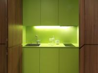 Versteckte Küche